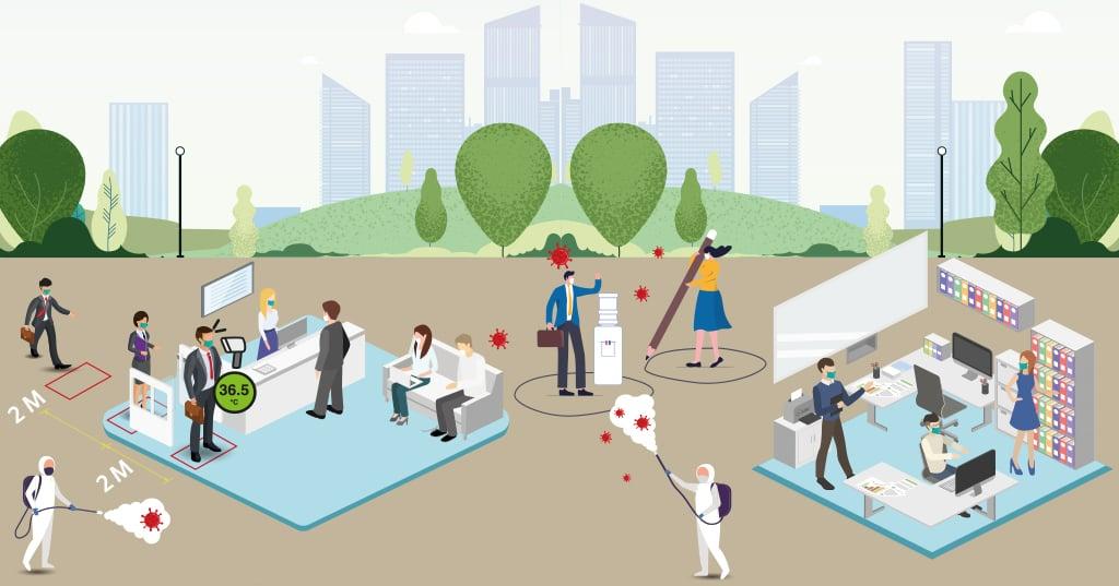 Fase2: salute e sicurezza per addetti ai lavori. Blog TeamSystem Studio