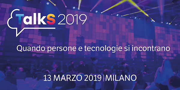 DEM_INVITO_13 CLIENTI_TALKS_2019